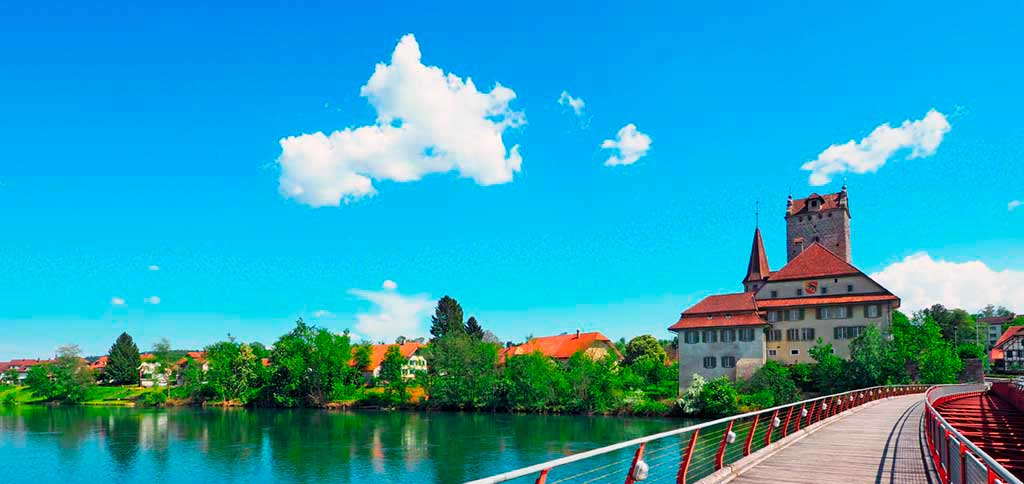 Castles in Switzerland Αarwangen