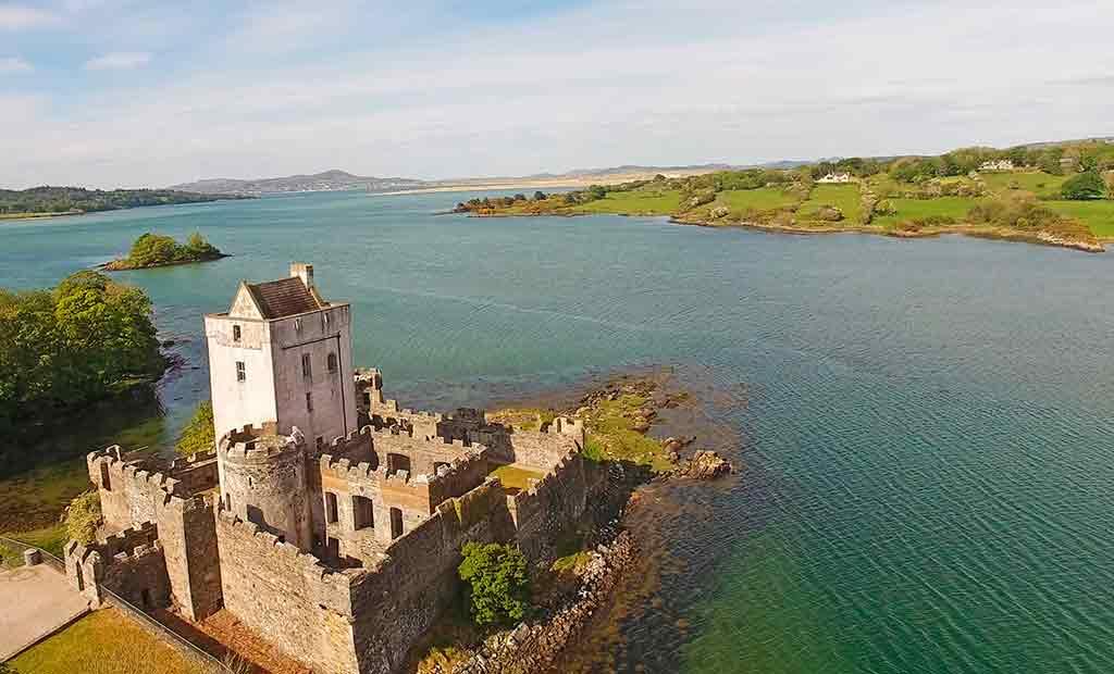Castles in Ireland Doe Castle