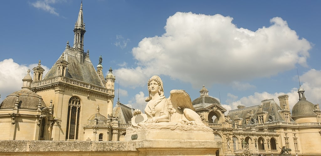 Chantilly Château day trip from Paris 3