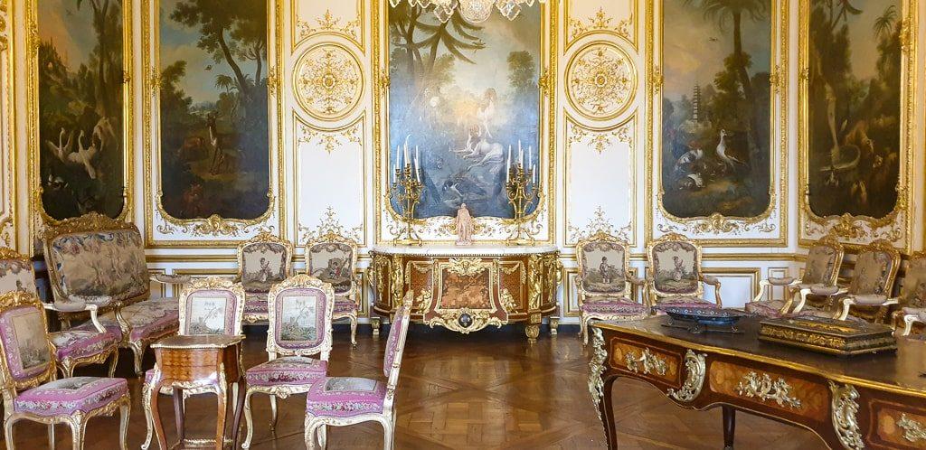 chateau de chantilly interior 3