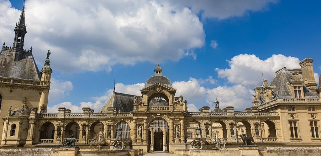 Chantilly Château day trip from Paris 2