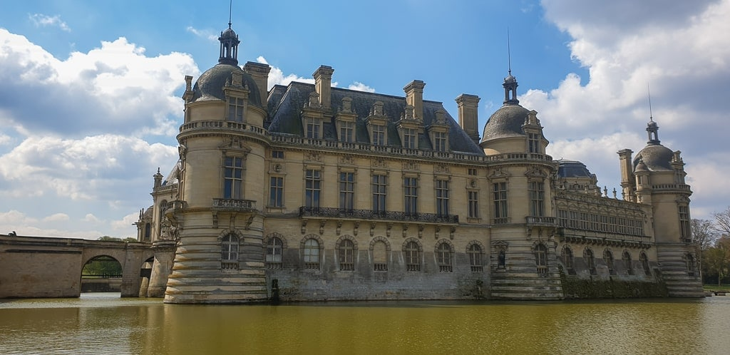 Chantilly Castle day trip from Paris