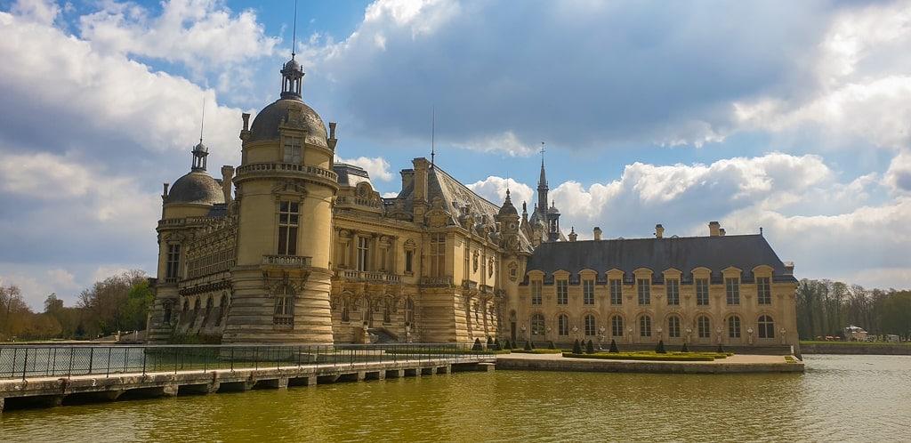 Chantilly Castle France