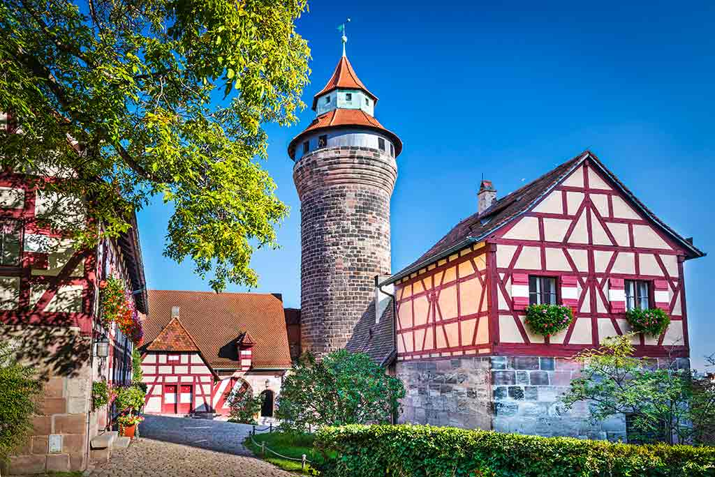 Best German Castles Nuremberg-Castle