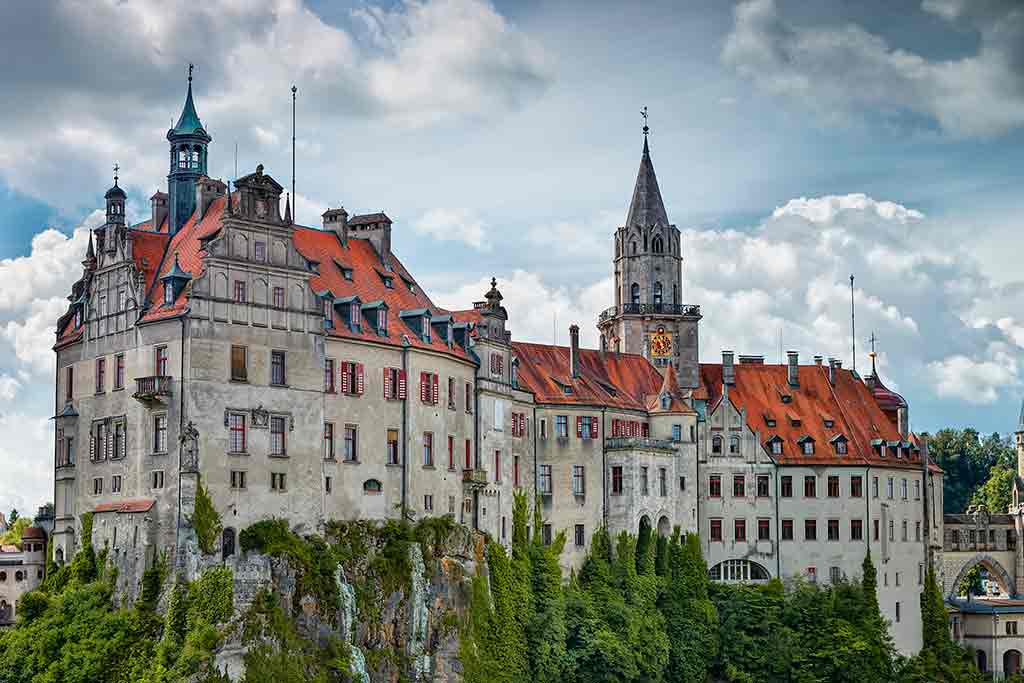 Best German Castles Sigmaringen-Castle