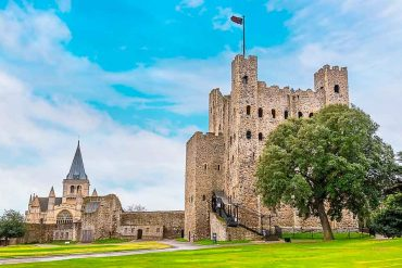 Best English Castles Rochester Castle