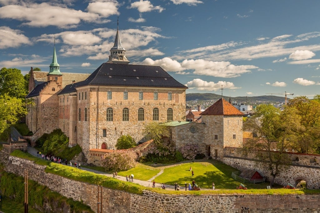Europe's best castles - Akerhus Castle Norway