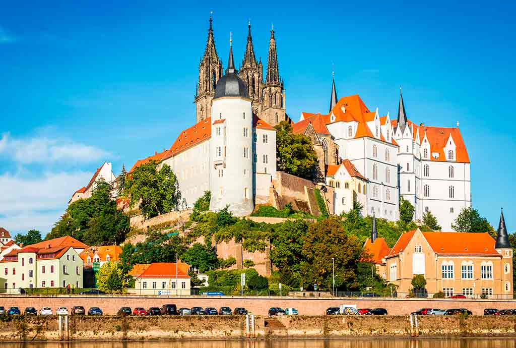 Best Castles in Germany Albrechtsburg