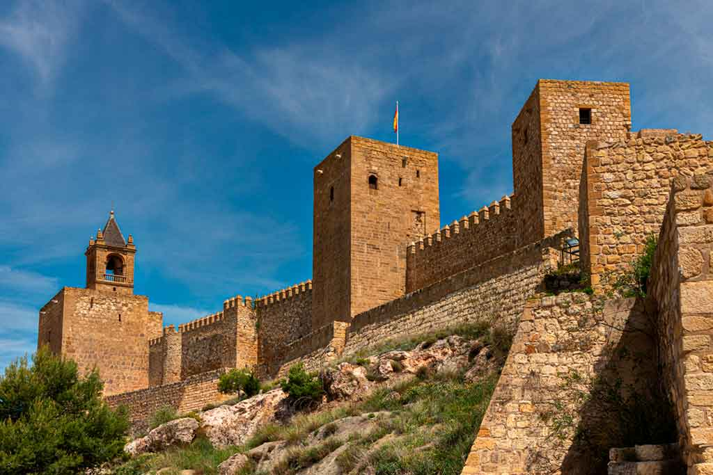 Best Castles in Spain Alcazaba-of-Antequera