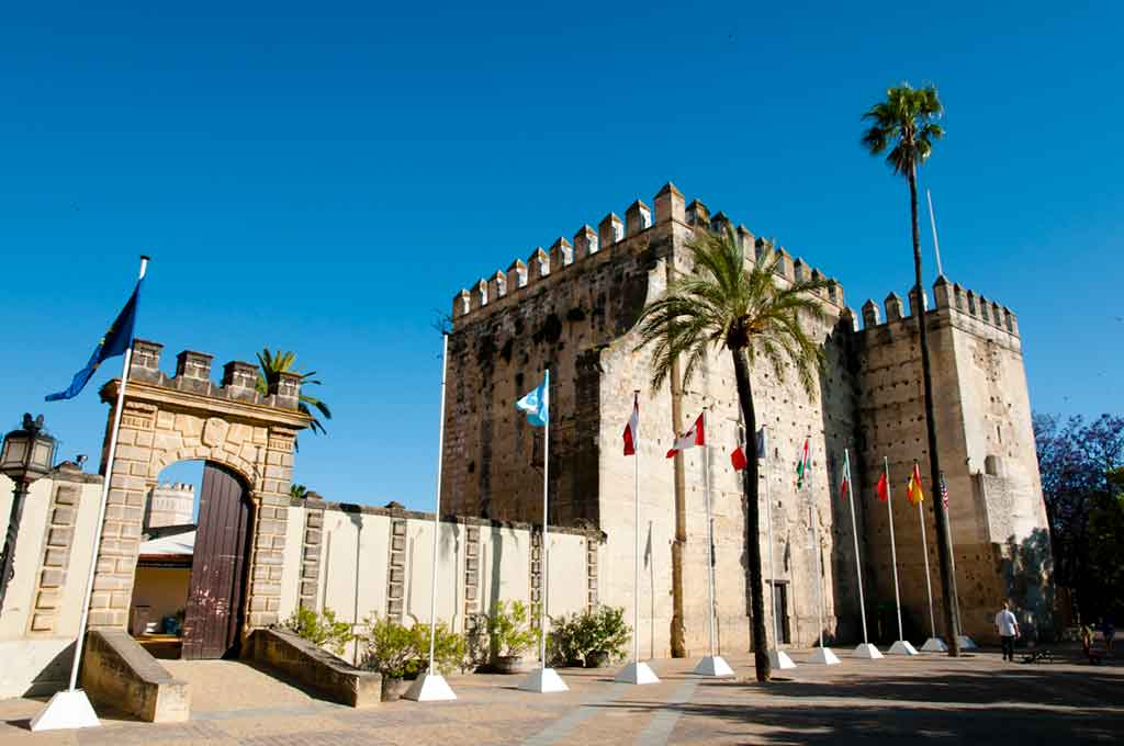 Best Castles in Spain Alcazar-of-Jerez-de-la-Frontera