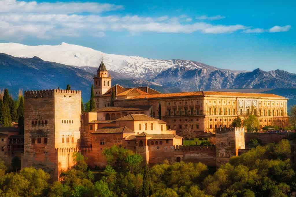 Best Spanish Castles Alhambra