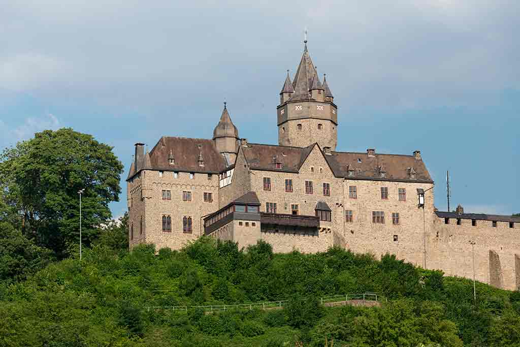 Best Castles in Germany Altena-Castle
