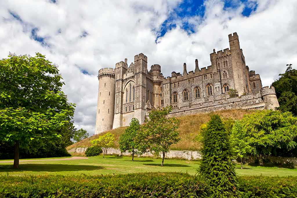 Best English Castles Arundel Castle