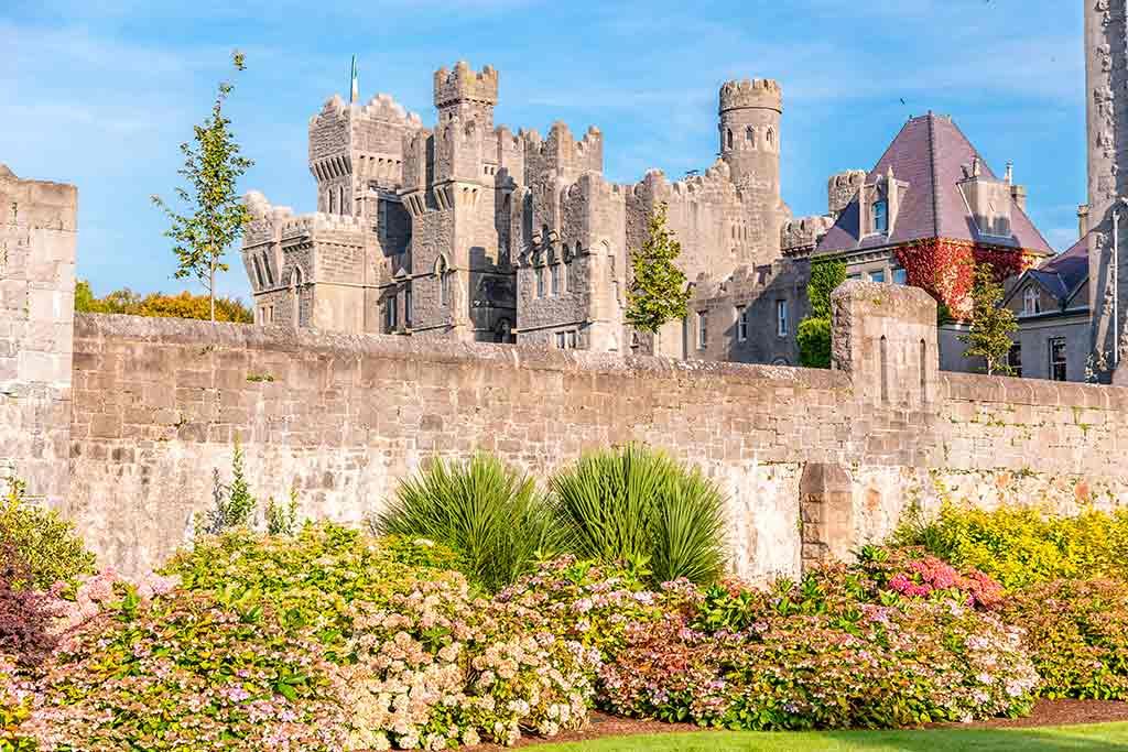 Famous Castles in Ireland Ashford-Castle