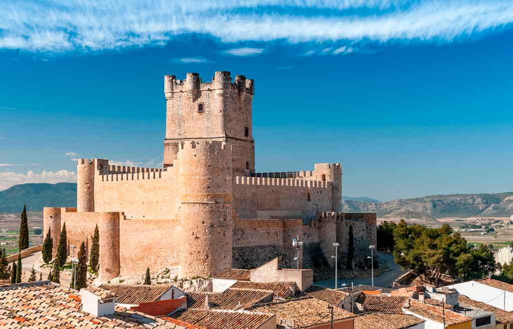 Best Castles in Spain Atalaya-Castle