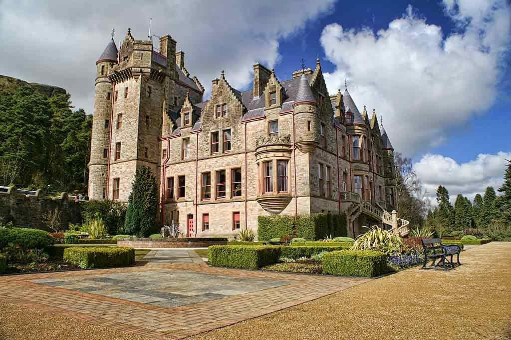 Best Castles in Ireland Belfast-Castle