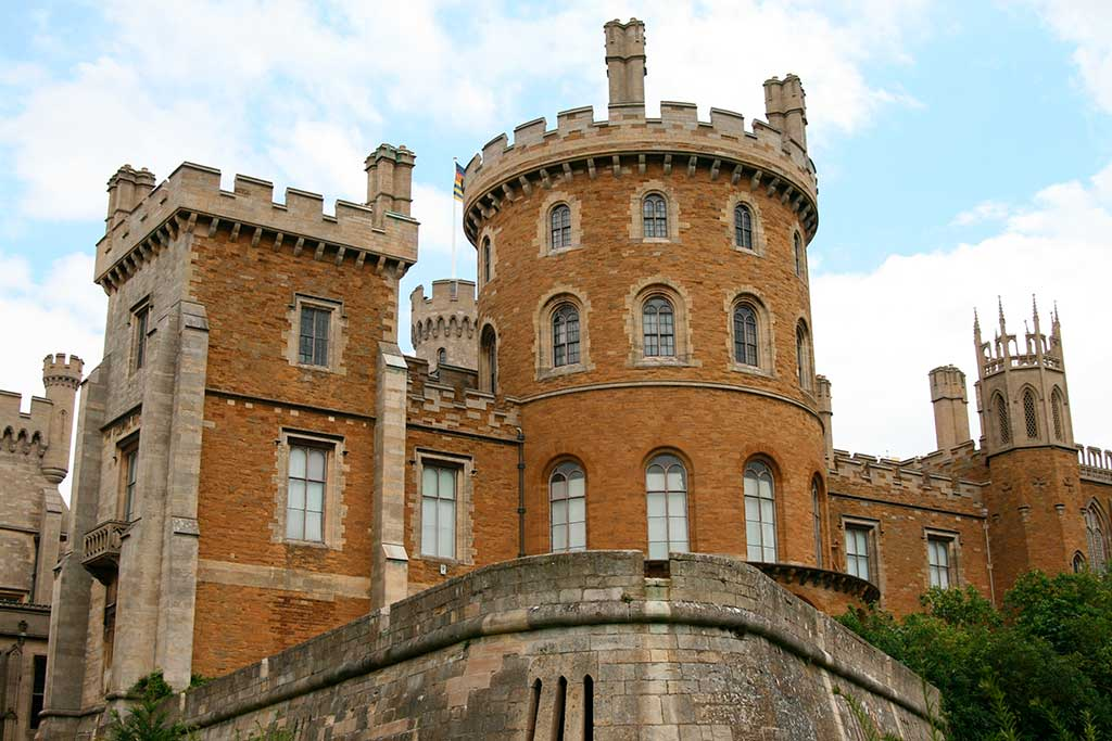 English Castles Belvoir Castle
