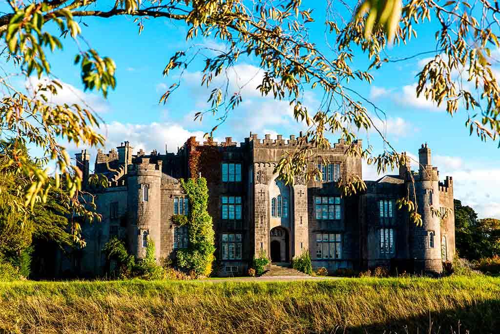 Castles in Ireland Birr-Castle