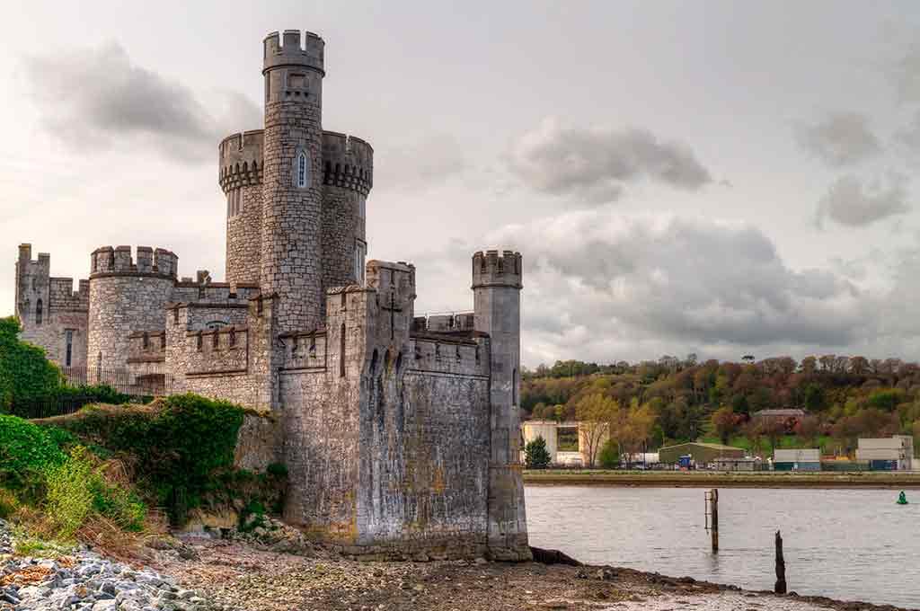Irish Castles Blackrock-Castle