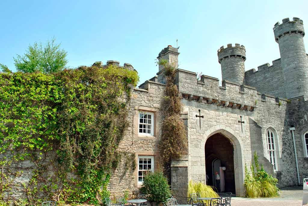 Best Castles in Wales Bodelwyddan-Castle