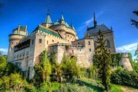 Βest Medieval Castles Bojnice-Castle