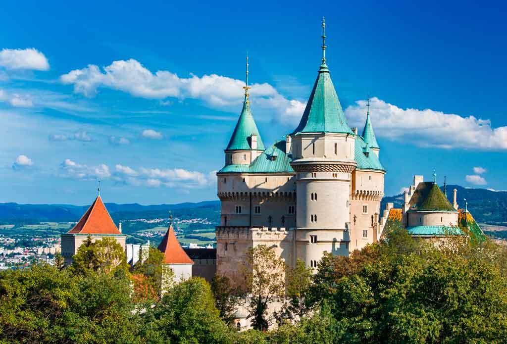 Famous European Castles Bojnice
