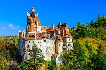 Best castles in Romania Bran-Castle