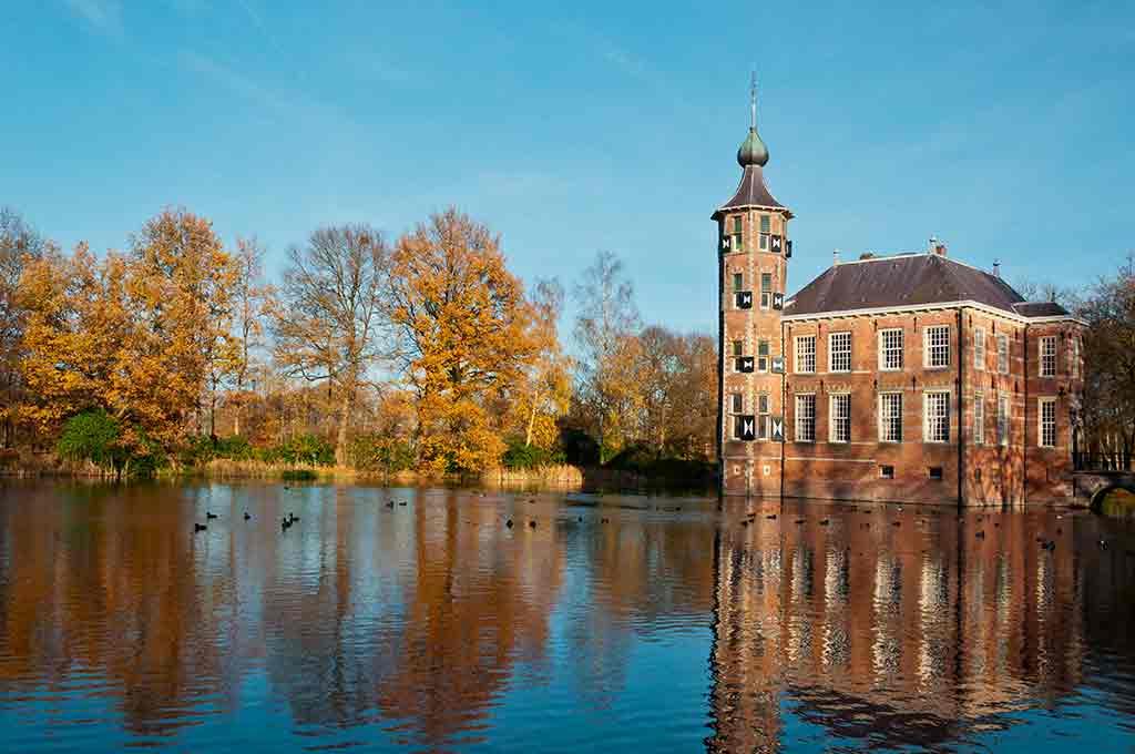 Best castles in Netherland Breda-Castles