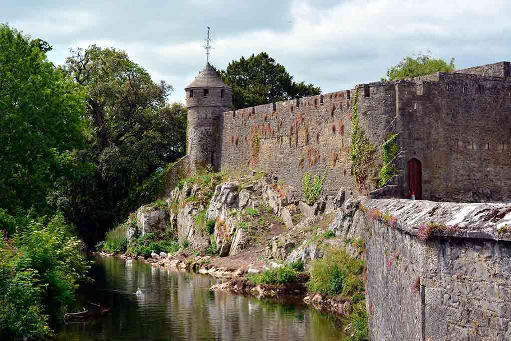 Irish Castles Cahir-Castle