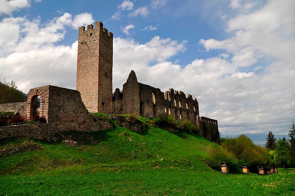 Best Castles in Italy Castel-Belfort