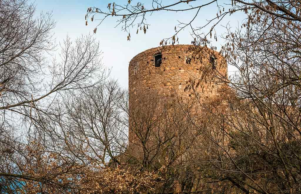 Italian Castles Castel-Firmiano-(Sigmundskron)