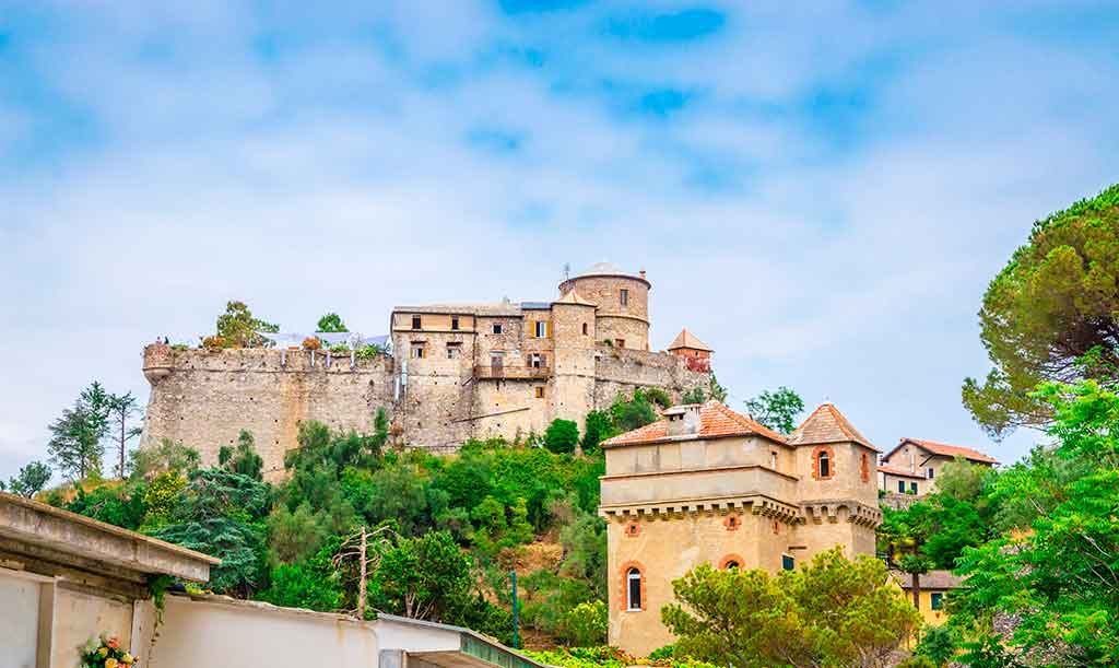 Best Castles in Italy Castello-Brown