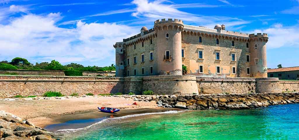 Best Castles in Italy Castello-Odescalchi