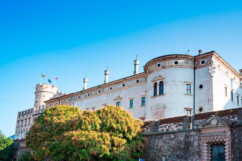 Best Italian Castles Castello-del-Buonconsiglio