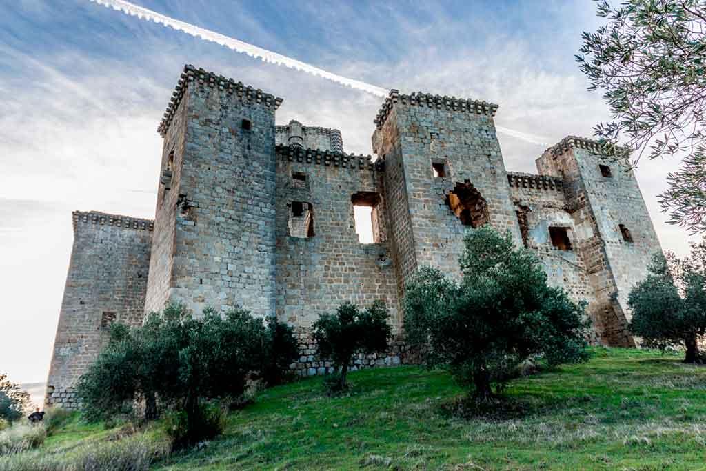 Best Spanish Castles Castillo-de-Belalcazar