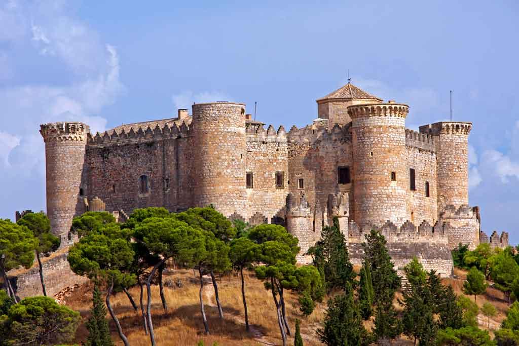 Spanish Castles Castillo-de-Belmonte