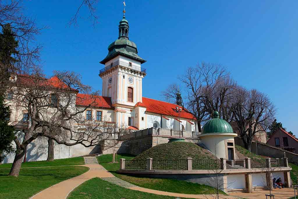 Best Castles in Czech Benatky nad Jizerou