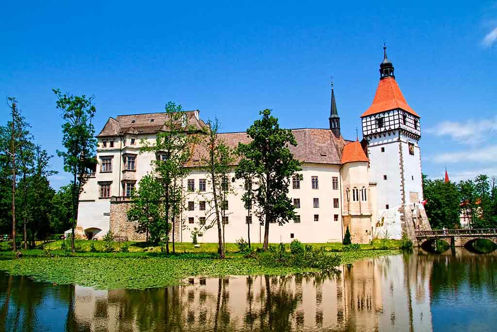 Czech Castles Blatna