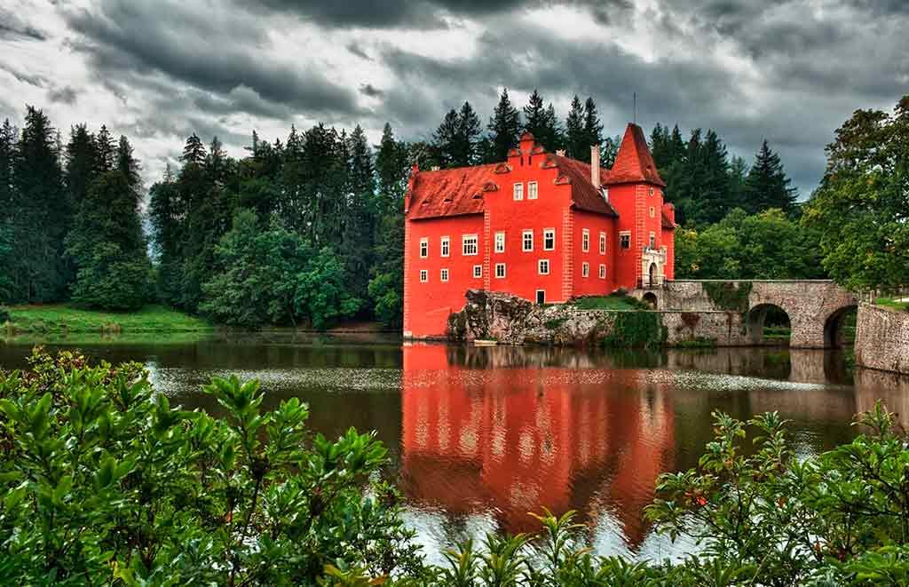 Best Czech Castles Cervena Lhota