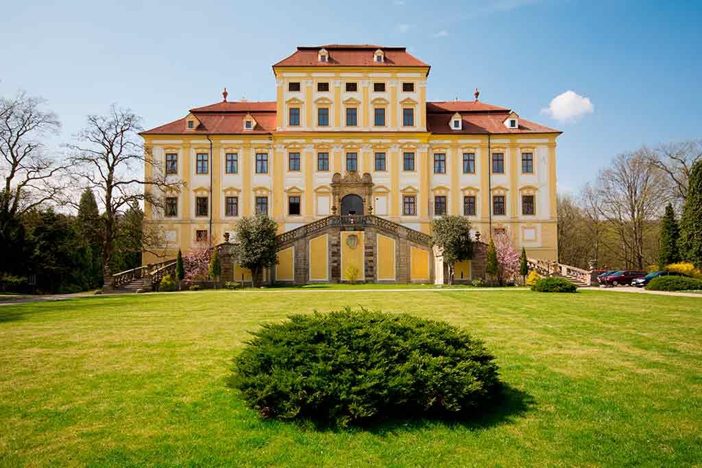 Czech Castles Cerveny Hradek