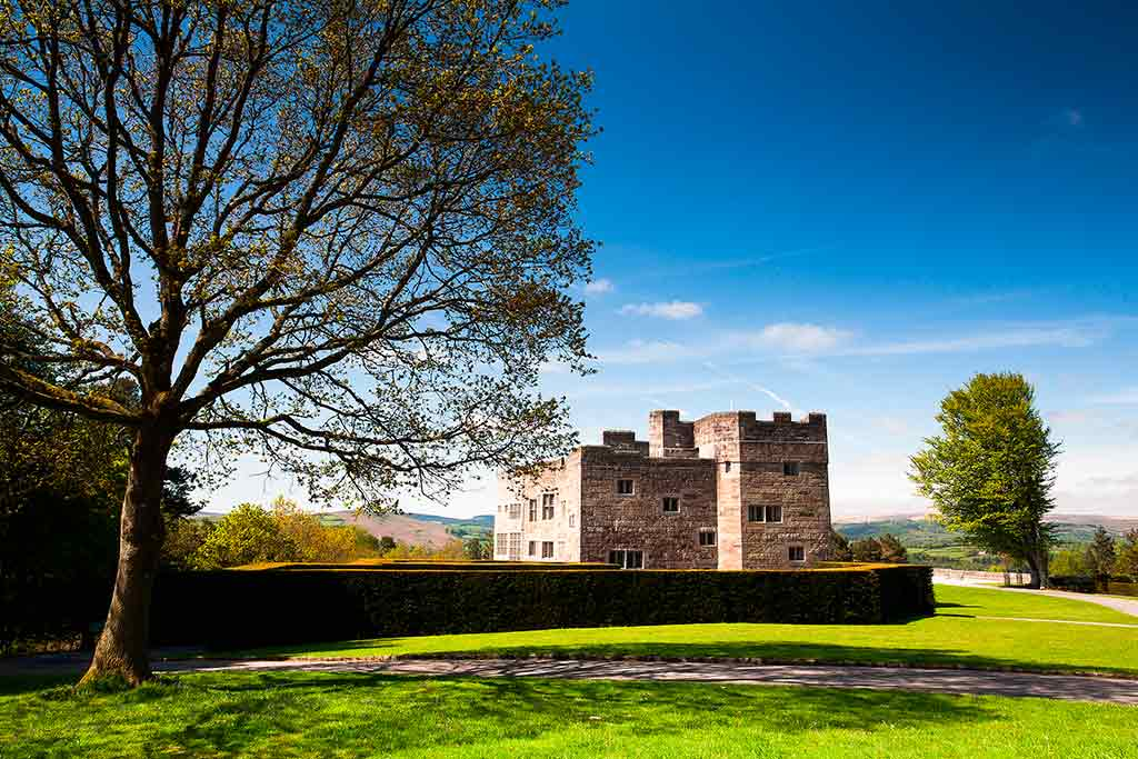 Best Castles in England Castle Drogo