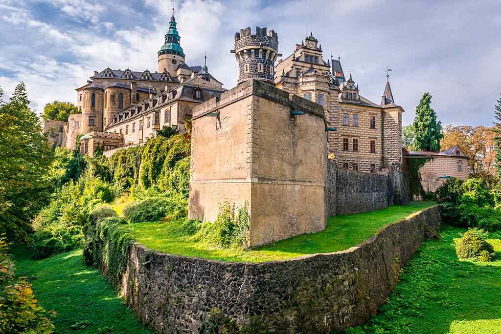 Famous Castles in Czech Frydlant