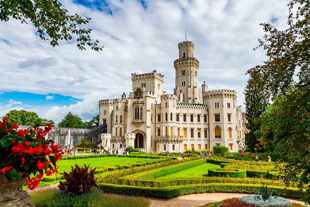 Best Czech Castles Hluboka