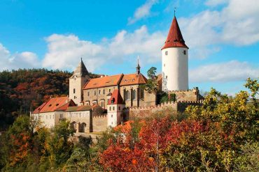 Best Castles in Czech Krivoklat Castle