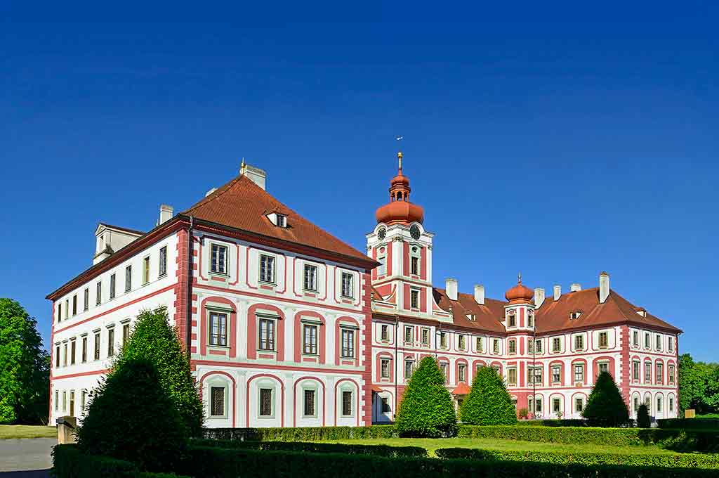 Czech Castles Mnichovo Hradiste