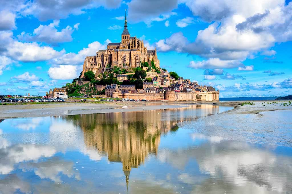 Best Castles in France Saint Michel