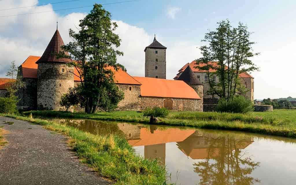 Best Castles in Czech Svihov
