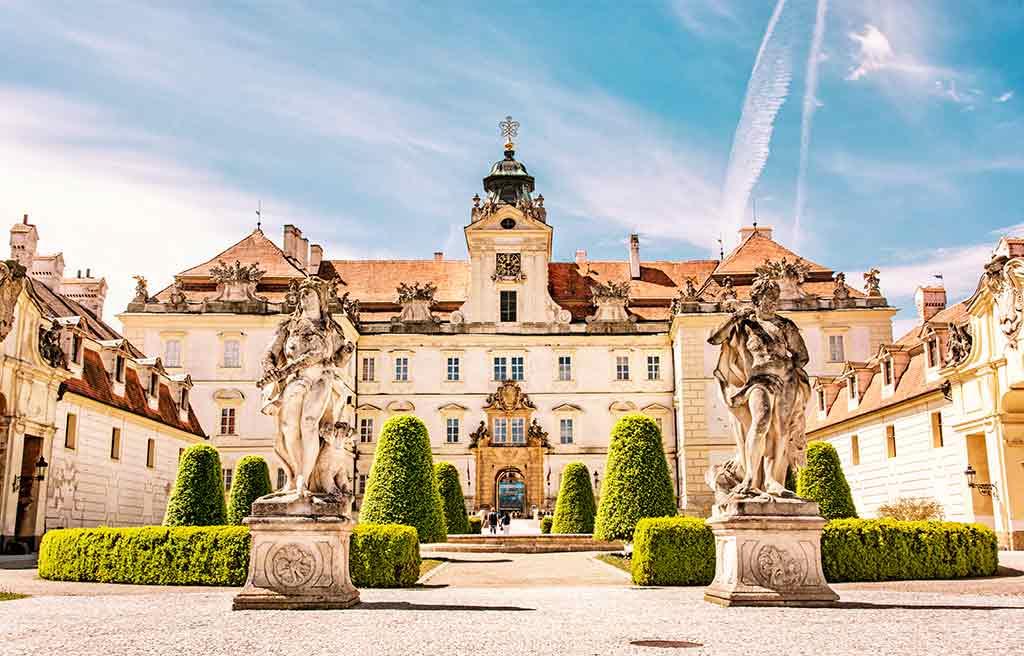 Czech Castles Valtice