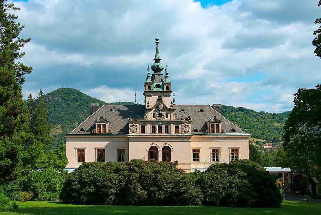Famous Castles in Czech Velke Brezno