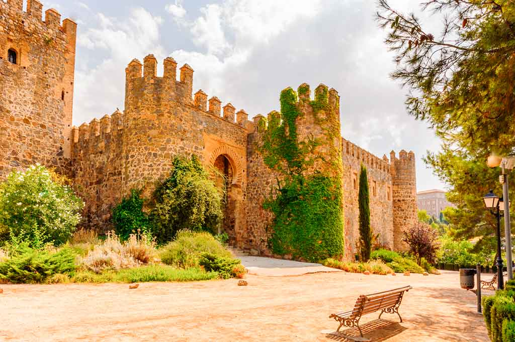 Spanish Castles Castle-of-San-Servando